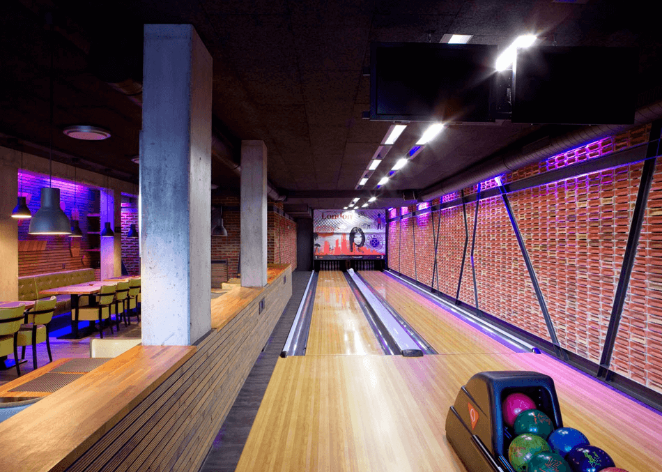 Hotel Energetic - Bowling