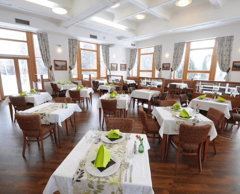 Hotel Energetic - Restaurace