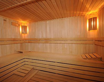 Hotel Energetic - Finská sauna