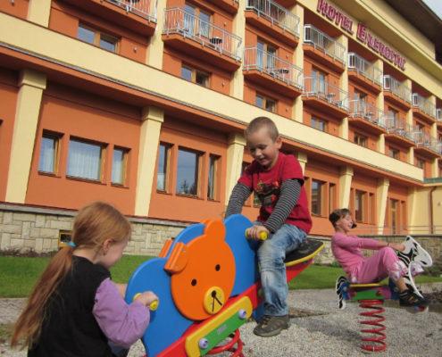 Hotel Energetic - Dětské hřiště
