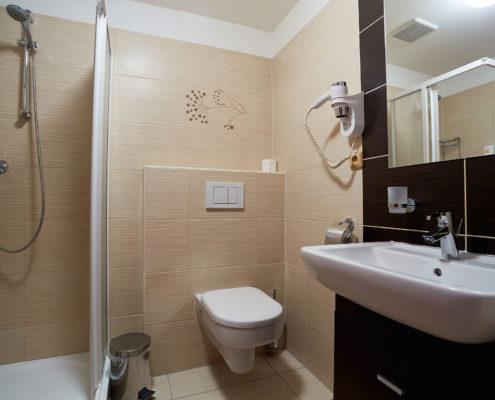 Hotel Energetic - Koupelna