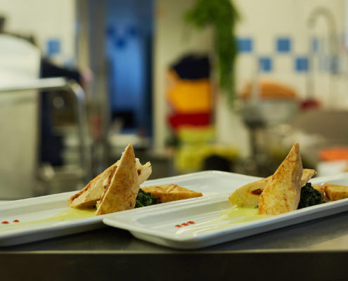 Hotel Energetic - Kuchyně