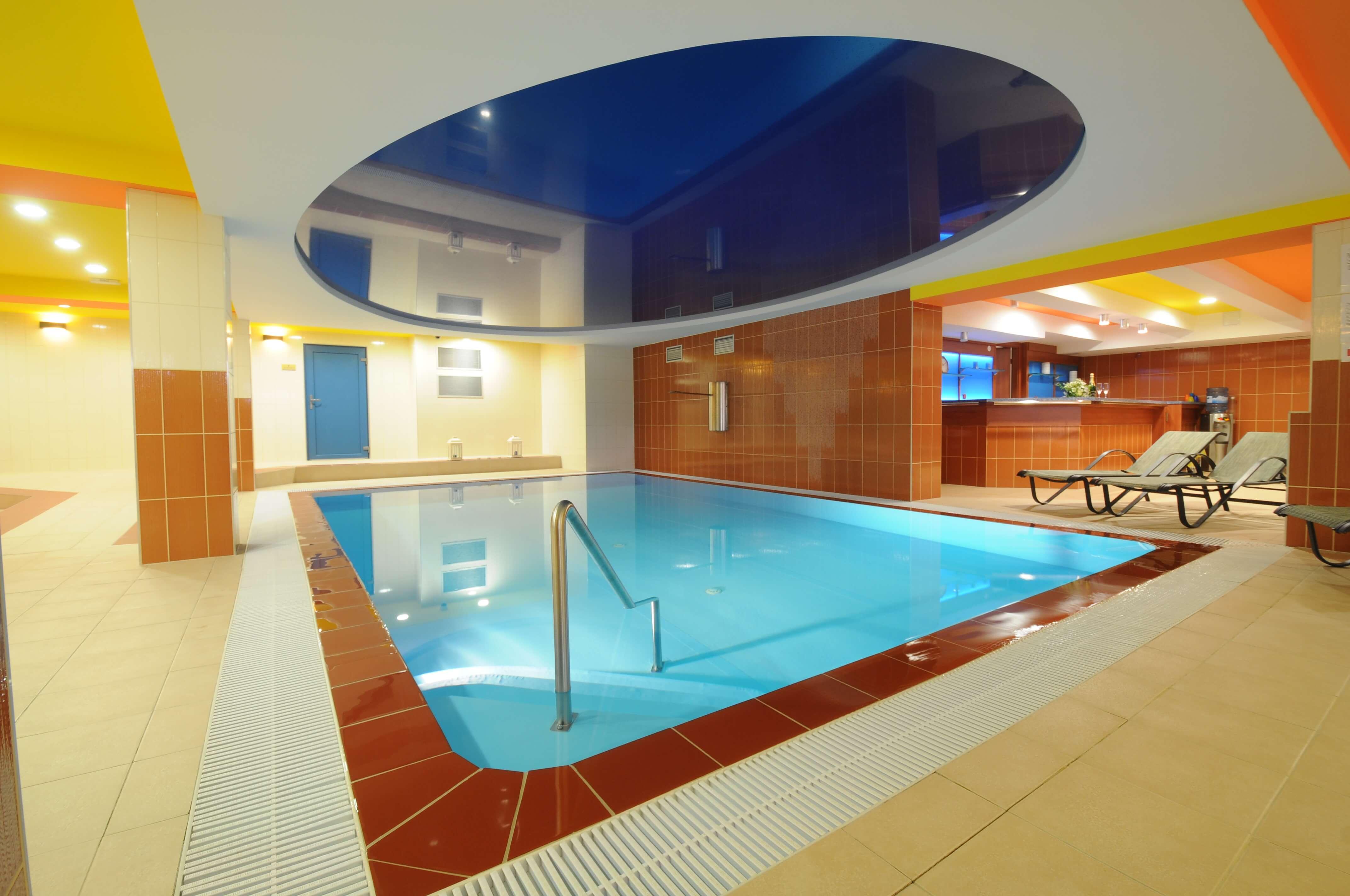 Hotel Energetic - Wellness bazén